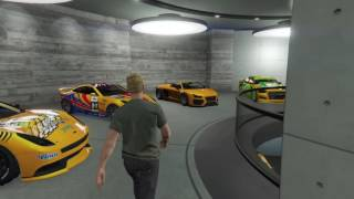 GTA Online:  Imports/Exports Update:  The New CEO Car Showroom