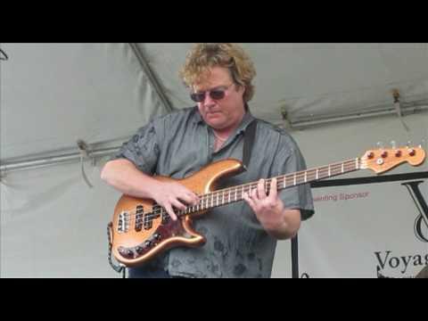 "Stu Hamm: ""Flow My Tears"" at Guitar Player Live 2009"