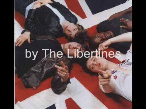 Music When The Lights Go Out - The Libertines [with lyrics!!]