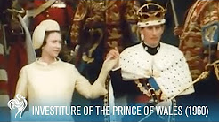 Prince Charles: Investiture of the Prince of Wales aka POW (1969) | British Path