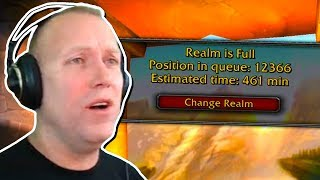 Swifty's FIRST DAY Experience of WoW Classic...