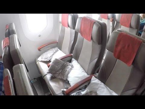 Flight Report CMN-IAD Royal Air Maroc Boeing 787-9 Economy Class (Casablanca to Washington DC)