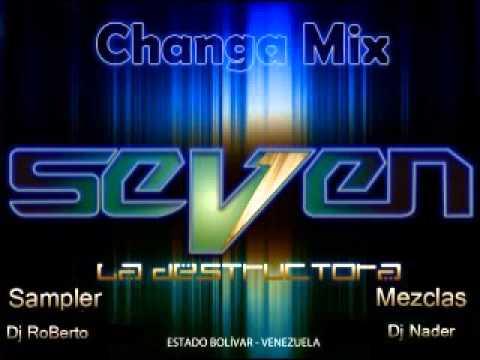 Seven La Destructora - Retro 90