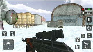 Counter Terrorist Stealth Mission Battleground War - Android GamePlay - Shooting Games Android #4