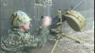Russian Automatic Grenade Launcher Ags-30