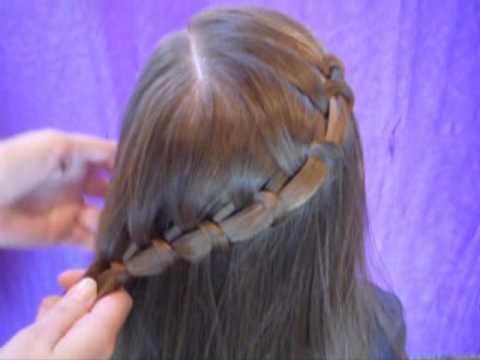 spiral-french-braid-side-ponytail