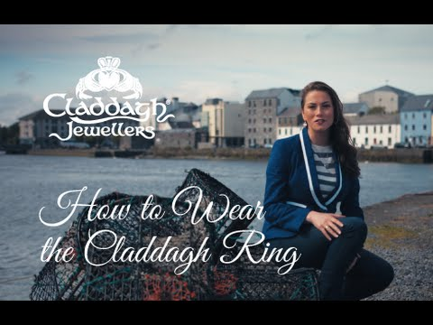 How To Wear The Claddagh Ring