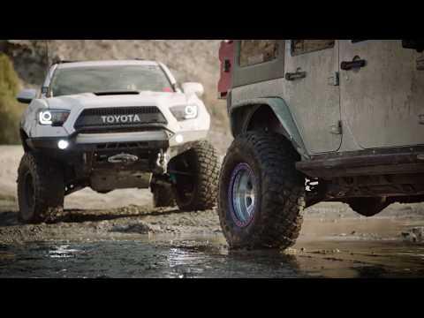 BFGoodrich launches the new Mud-Terrain BFG KM3 /french/