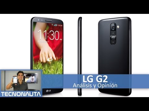 LG G2 Review - Análisis detallado (en Español)