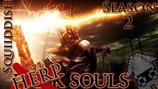 Herp Souls 40- Worst Boss Fight Ever [Dark Souls Gameplay, XBox 360]