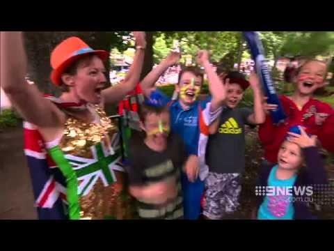 Tour Party | 9 News Adelaide