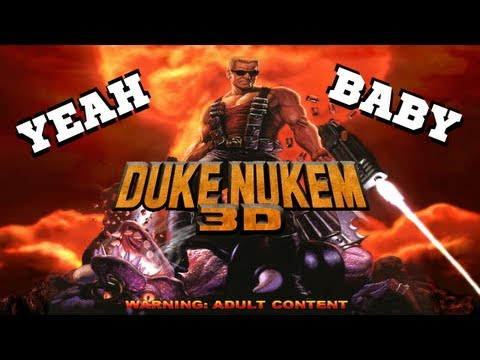 Самые эпичные фразы из  Duke Nukem Forever №1
