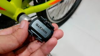 Garmin Speed & Cadence Sensor Installation in 4K UHD
