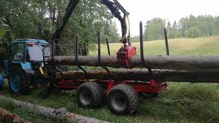 Forester forestry equipment
