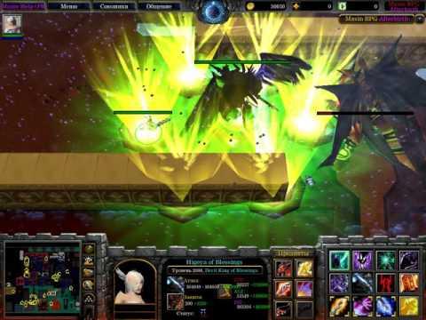 Warcraft 3 Masin Afterbirth FINAL