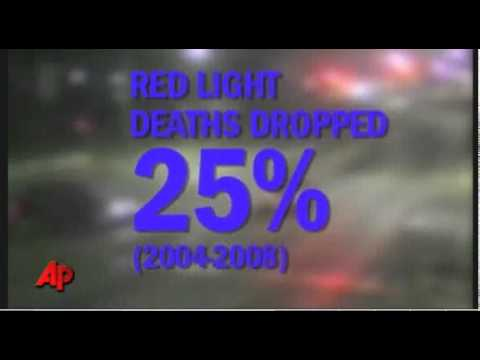 Redflex Traffic Systems - Red Light Cams Save Lives - Associated Press