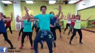 Pumva - Dale Candela | Zumba Fitness choreography by Moez Saidi
