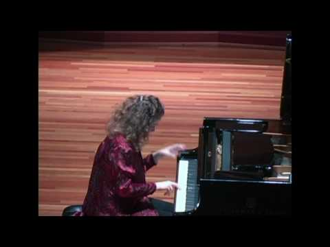 Gila Goldstein plays Paul Ben-Haim - Toccata from 5 pieces op. 34 (1943)