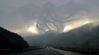 видео: Мистические и необъяснимые явления в небе, снятые на камеру