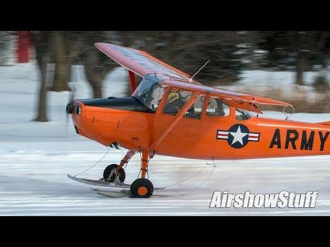 EAA Oshkosh Skiplane Fly-In 2018