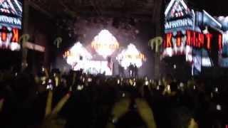 Afrojack - Bangduck original mix en vivo @Barbarella2013 @SantoDomingo