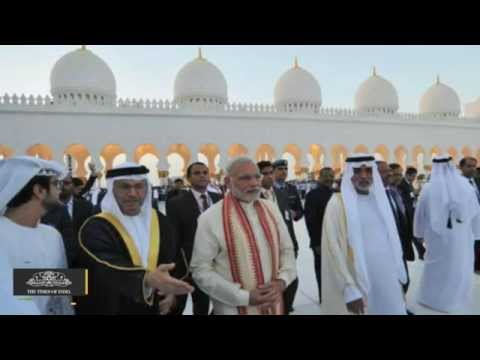 UAE Decides To Allot Land For Temple In Abu Dhabi