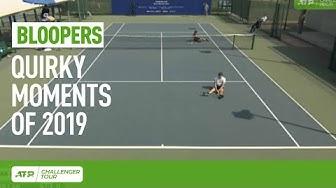 Challenger Blooper Reel 2019   ATP