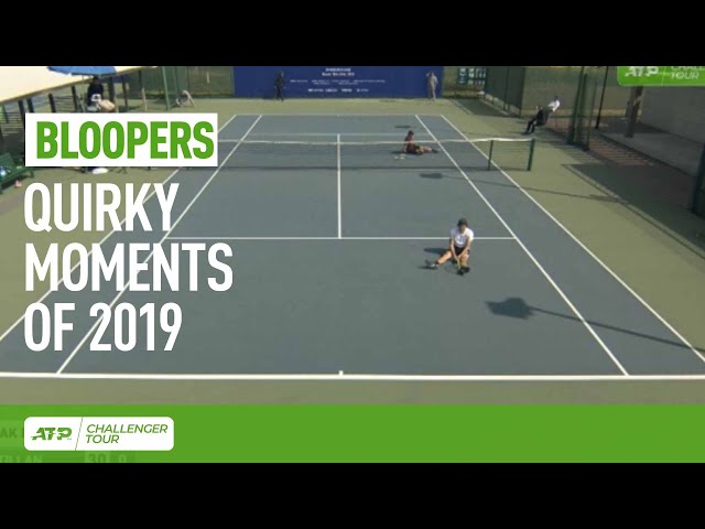 Challenger Blooper Reel 2019 | ATP