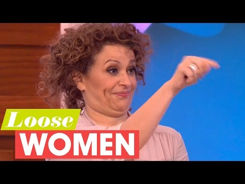 Nadia's Low Confidence Cost Her a Role in Ridley Scott's Gladiator | Loose Women