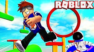 WHO WILL BE WIPED OUT IN THIS ROBLOX OBBY RACE?!