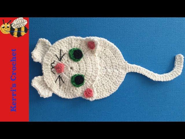 Crochet Cat Pattern Kerris Crochet