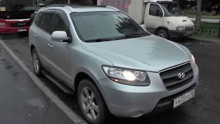 Выбираем б\у Hyundai Santa Fe (бюджет 600-650тр)
