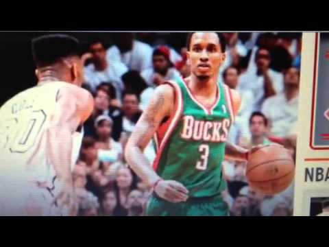 Brandon Jennings Sign and Trade to Detroit Pistons