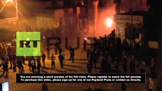 Egypt: Clashes rock Cairo