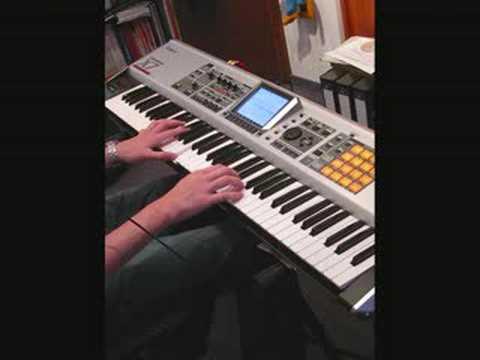 Van Halen - Right Now Piano