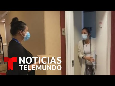 Así es el hotel para aislamiento por COVID-19 en Nueva York   Noticias Telemundo