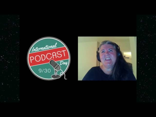 Anxiety Relief With Gina Ryan - International Podcast Day 2016