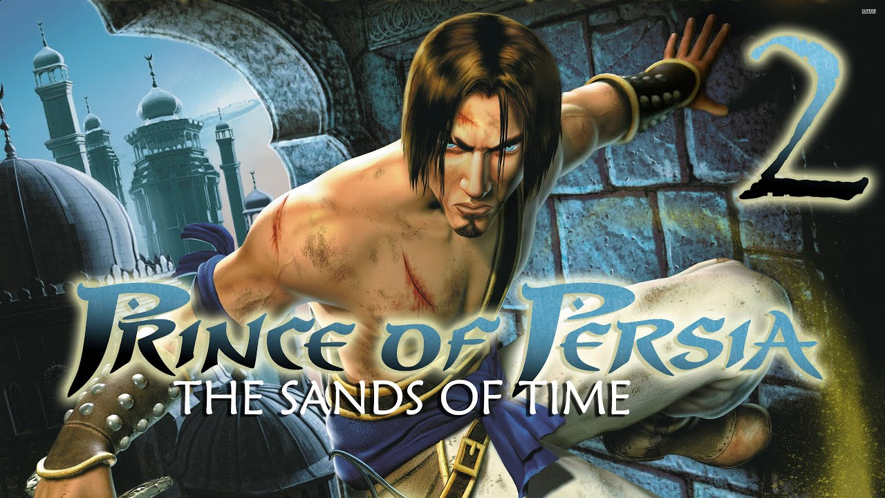 Let S Play The Prince Of Persia Sands Of Time Part 2 Youtube