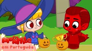 Morphle em Português | Morphle, o Vampiro!! | Desenhos em Portugues | Desenhos para Crianças