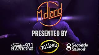 Midland Take over the 8 Seconds Saloon