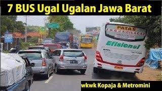 7 BUS Terkenal Ugal - Ugalan di Jawa Barat - Stafaband