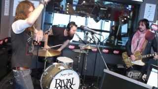 Rival Sons - Keep on Swinging (Live at Q107)