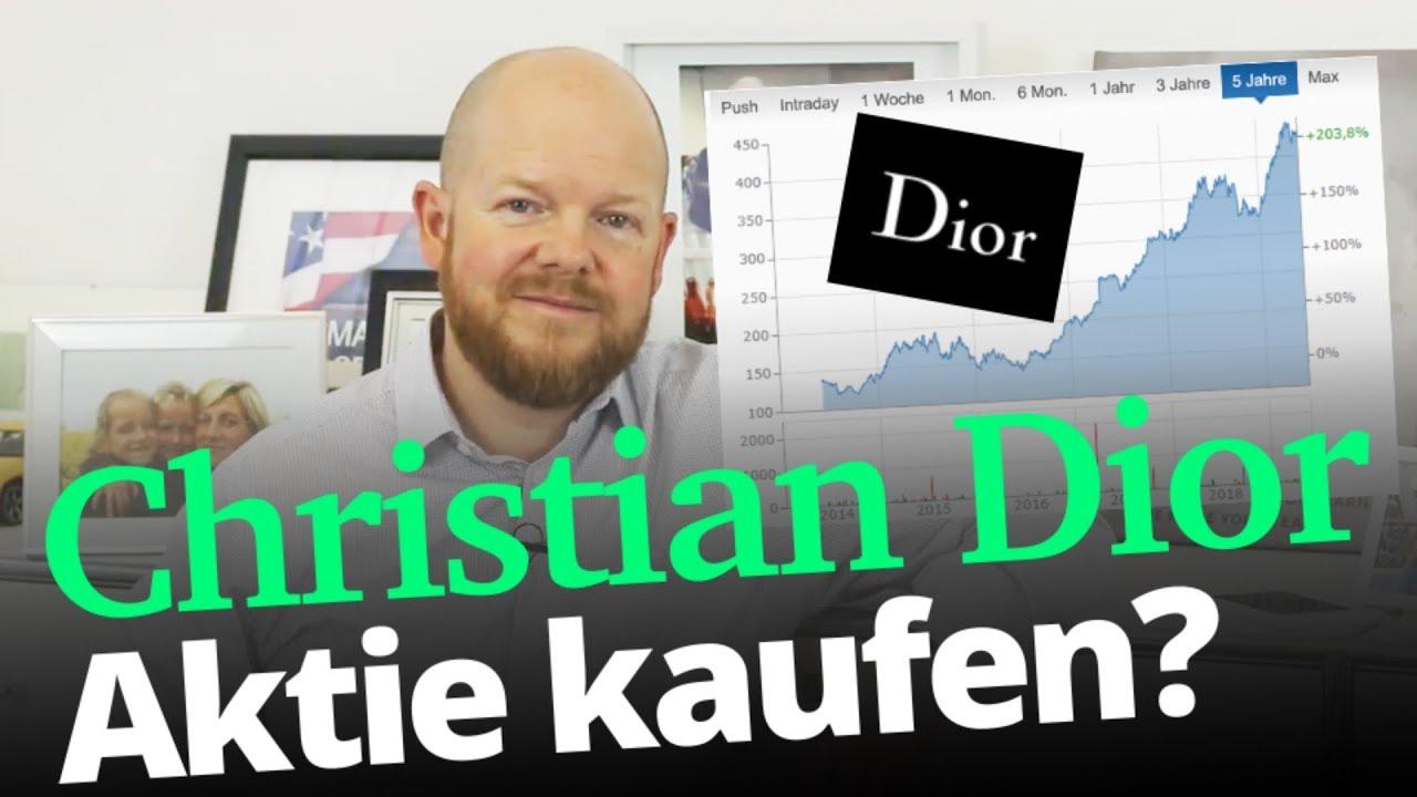 Christian Dior Aktie - Eine glamouröse Aktie fürs Depot?