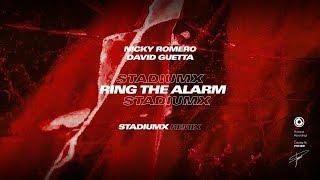 Play Ring The Alarm (feat. David Guetta) (Stadiumx Remix)