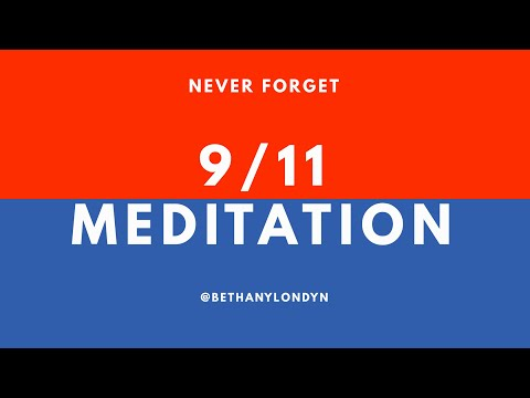 September 11th Guided Meditation from Love