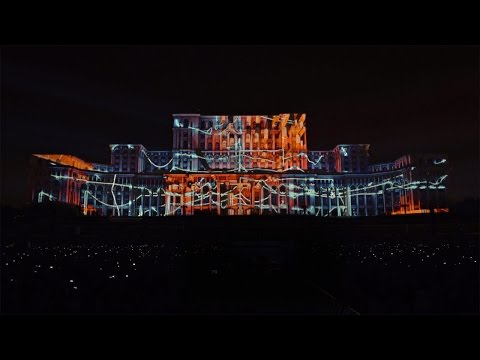 3D Projection Mapping – Dyslexia iMapp 2016