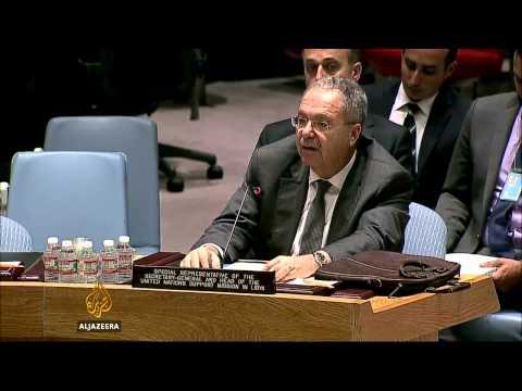 Libyan militias capture deserted US diplomatic compound