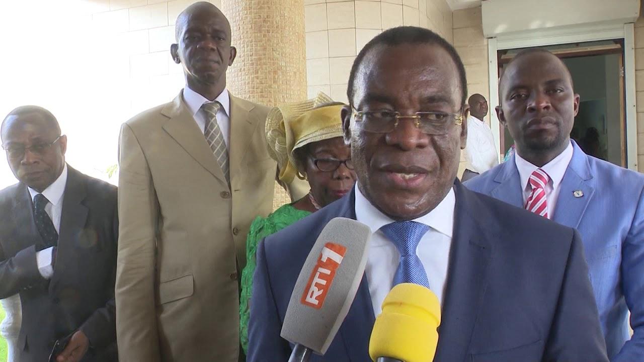 Download Rencontre Affi N'Guessan (FPI) et Laurent Gbagbo (Ex-Président) : Vers l'unification du parti ?