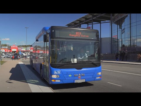 Sweden, FREE bus ride from IKEA to Stockholm City (1 of2 )