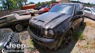 My Dealer Friend Found a Another Jeep Grand Cherokee SRT8, BUT Motor is Trashed!!! Auction Cars